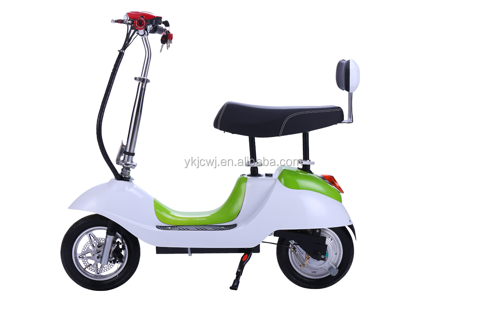 2017 new folding electric double seat mobility scooter with cheap price