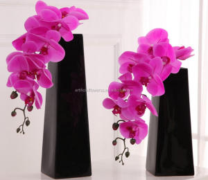 High quality decorative Artificial flower Butterfly orchid for wedding