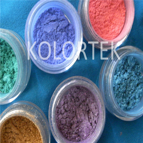 face painting colors mica powder , eyeshadow lipstick nail art , make up mica pigment manufacturer