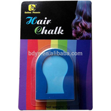 Eco-friendly temporary bright hair color chalk unique hair dye hair coloring