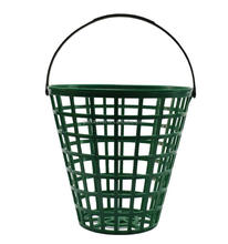 Nylon plastic golf ball basket