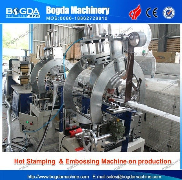 PS Photo Frames Hot Stamping Embossing Machine for Sale