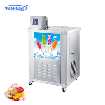 NEWEEK 1200pcs/day commercial hard ice cream making machine