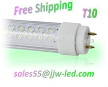 2012 Hot Sales ! T10 13W 900MM DIP3528 204LED High Quality Super Bright LED TUBE CE&ROHS 2 Years Warranty Transparent Cover
