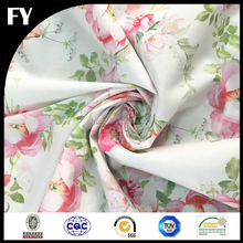 Factory Direct Custom Digital print 100 cotton fabric For Dress