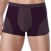 New Hot Men's underwear Middle-Waist Pants Modal Magnetic healthy Boxer Shorts