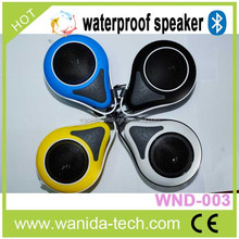High Quality With Voice Reminder Function Bluetooth Waterproof Speaker