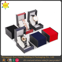 watch box packaging/watch box paper/watch paper box wholesale