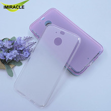 Factory Top Quality Silicone Phone Case TPU Soft Protective Cover For HTC 10 Evo