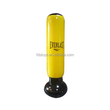 PVC inflatable stand boxing punching bag