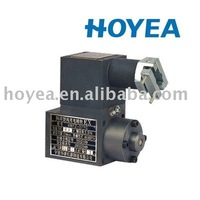 Series solenoid for explosion-isolated valve