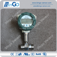 Turbine Flowmeter For Fuel Tank Explosion