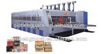 multi-color printing machine slotting machine cutting machine