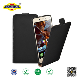 UP&Down Flip Slim leather Case Cover for Lenovo Vibe K5 Plus -------- Laudtec