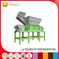 Used Tire Cutting Machine/ Whole Tire Shredder Machine