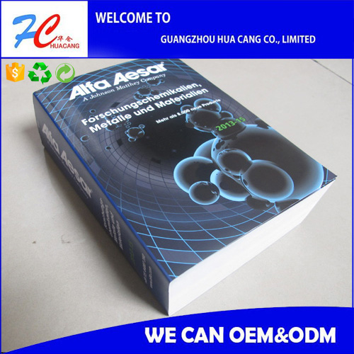 wholesale high quality book printing of soft cover