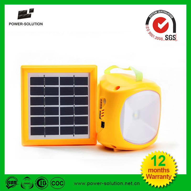 Fast Selling Anti-rain Outdoor Solar Camping Light With1W Super Bright Led Camping Solar Lantern Powered By Camping Light Solar