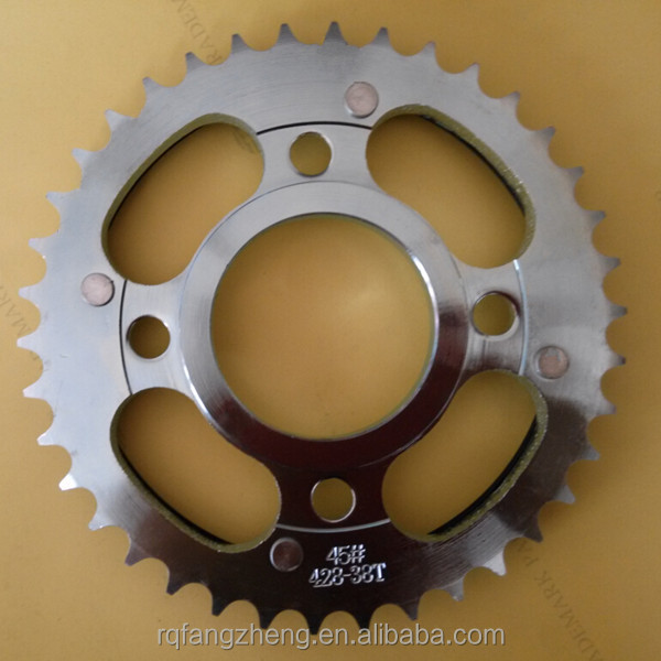 CBT125 motorcycle chain and sprocket kits