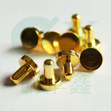 female waterproof electronical pin battery connector pogo pin connector
