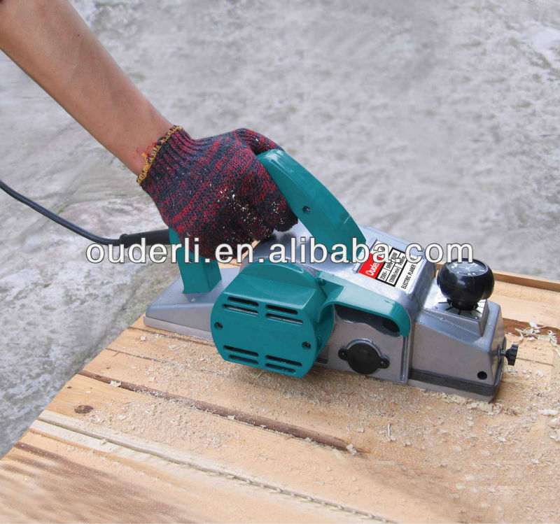 Electric Power Tools 850W 90*2mm handheld instrial wood Planer