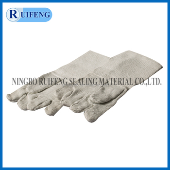 hot sale for rock wool gloves