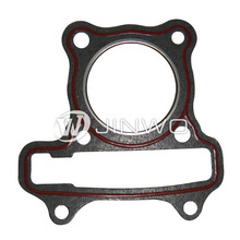 Alibaba express.com low price copper gasket exhaust ring seal custom gasket