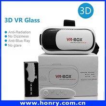 Gadgets 2016 Newest 3D for Iphone Cases VR Helmet 3D Glasses