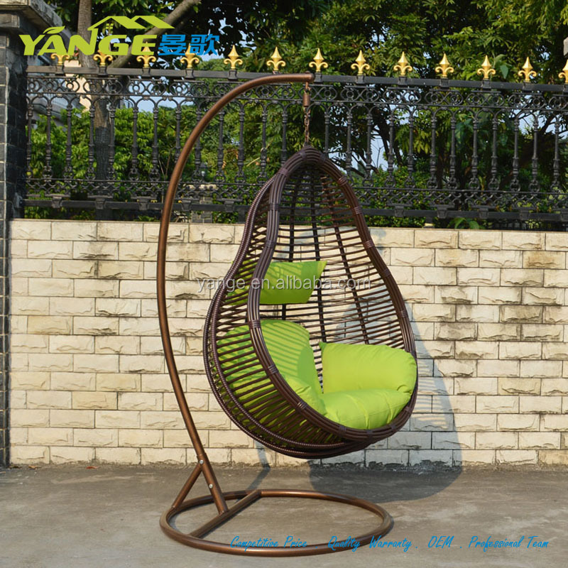 Hot Sell Best Choice PE Rattan Cheap Style Swing Hanging Chair, View Hot  Sell Best Choice PE Rattan Cheap Style Swing Hanging Chair, Yange Product  Details ...