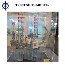 Drilling platform model of new product