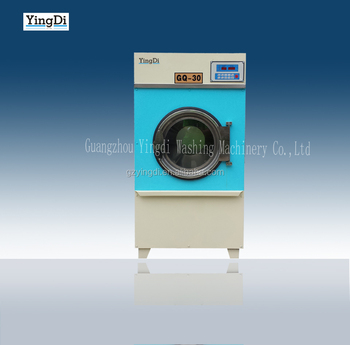 CE Certification 30kg Laundry Industrial Drying Machine For Laundry Shop/ Hotel/Hospital