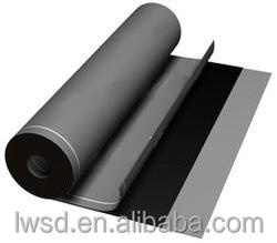 LW 1- 4mm*1-3m High polymer asphalt waterproofing roll roofing