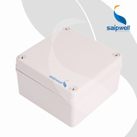 100*100*75mm IP66 Electronic Industrial Control Box Plastic Box For Electronic Device