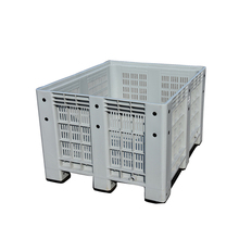 2010 Storage Plastic Pallet Boxes grid card board pallet box