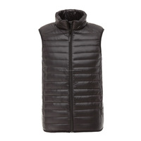2015 China wholesale newest men's quilted vests