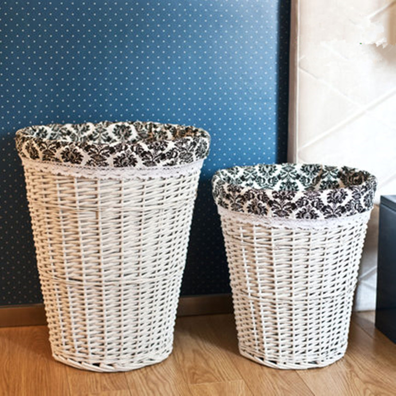 Super quality wicker storage baskets,wicker clothes baskets,bulk wicker baskets