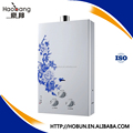 2017 hot sale forced exhaust type gas water heater spare parts for home