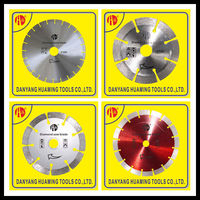 concrete road cutting diamond saw blades