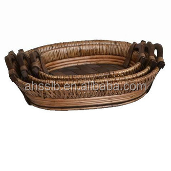 Willow/Wicker Plate/Tray