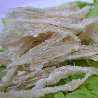 Dried Fish Snack of Dried Seasoned Pollock Fish Silk(dried salted seafood snack)