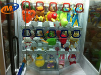 gift game machine revolving Money Tree prize key master plush toys vending crane claw machine for shipping mall