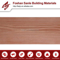 various colorized fiber cement siding board exterior wall cladding sheet weather resistant and rain proof