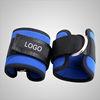 Factory Direct Custom Resistance Gym Fitness Weight Lifting Adjustable Ankle Straps