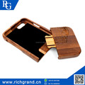 Made in China wooden mobile phone cover case For iPhone5 6/6S 6plus