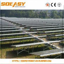 solar panel roof mounting brackets and solar pv tracking system or solar power system