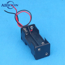 Professional Manufacturer Free shipping Battery holder for 4 AA Battery case 6v Battery Case