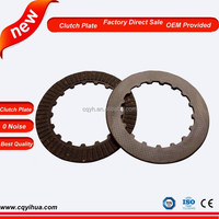 Hot Sale ZD Single Motorcycle Clutch Plate for International