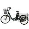 250W Lithium battery electric tricycle 3 wheel electric cargo trike