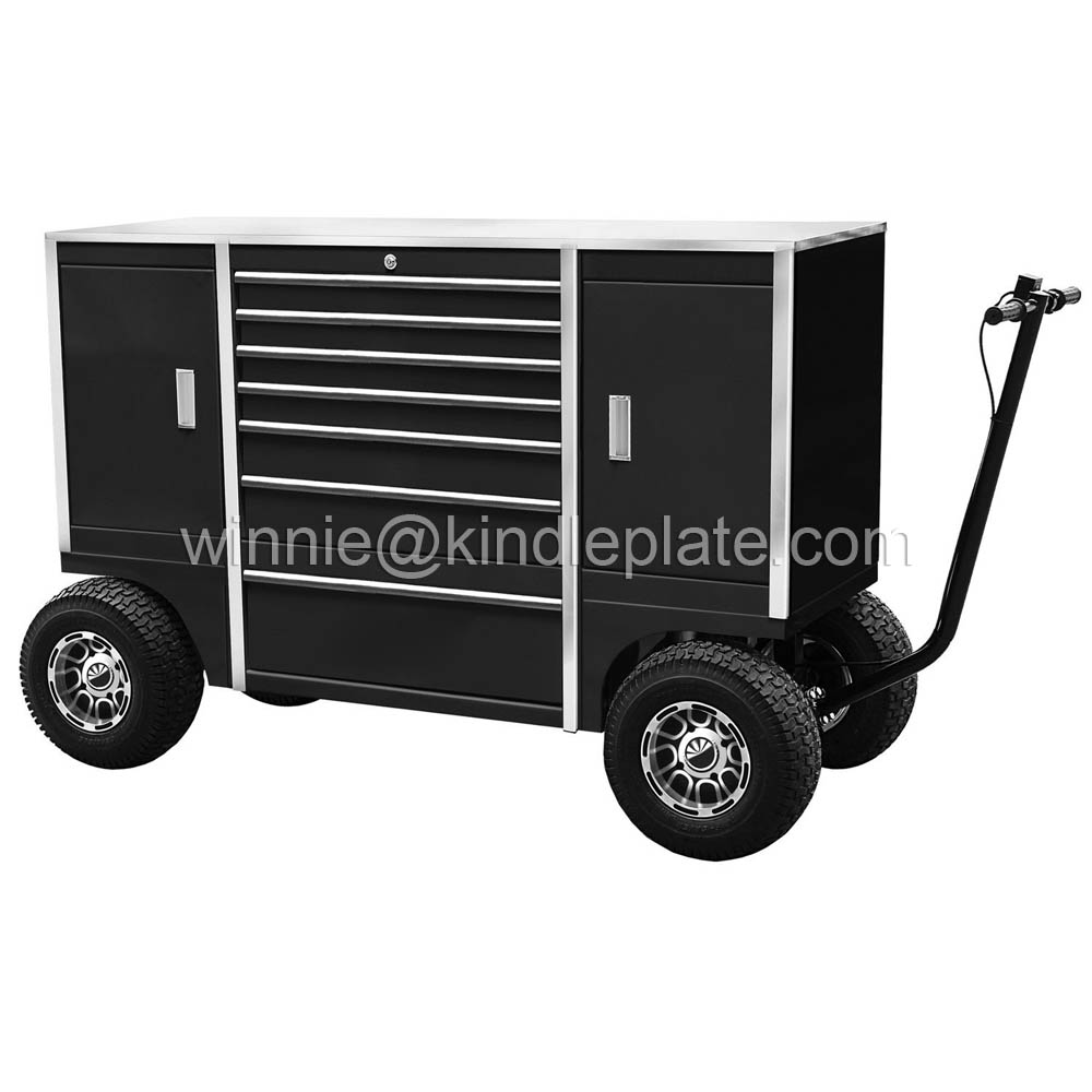 Portable Steel Rolling Tool Boxes for Sale
