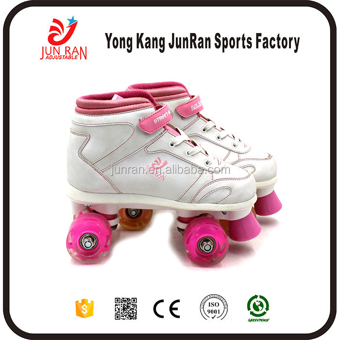 Hot Sale & High Quality velvet and sponge Lining Material flashing wheel shoe land roller skate with factory price