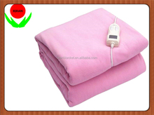 100% high grade polyester heated blanket